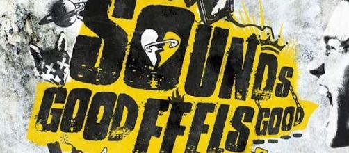 La copertina del nuovo album dei 5SOS