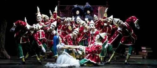 La magia della fata Turchina replica Pinocchio