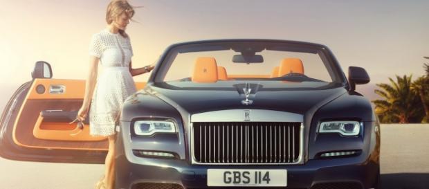 Conversível Dawn, a nova joia da Rolls-Royce