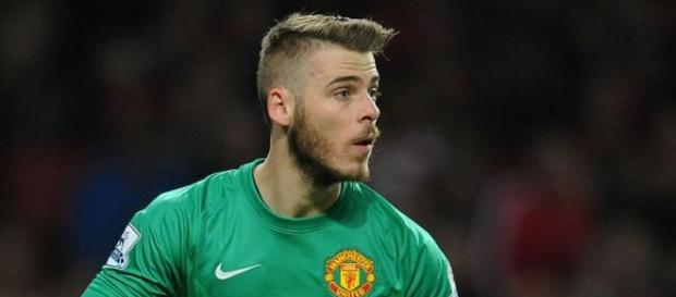 David De Gea signed a new contract.