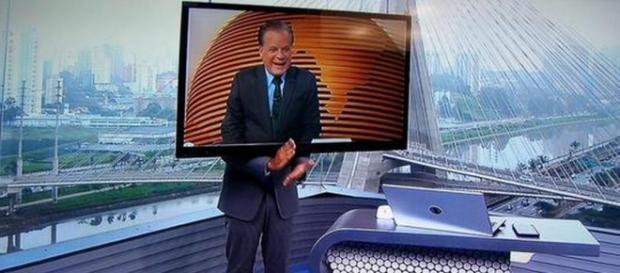 Globo apela para palhaçadas em telejornal
