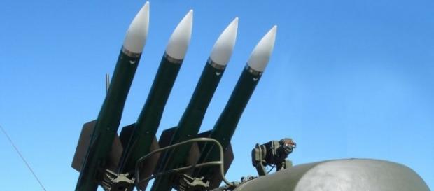 Rusia apoya a Siria en la ofensiva contra 'EI'