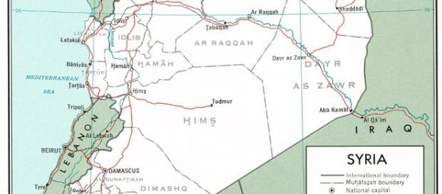 Truppe russe in aiuto di Assad contro l'Isis