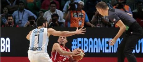 Pura defensa. Argentina ganó y es Olímpico
