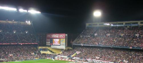 Atlético e Barcelona jogam no Vicente Calderón
