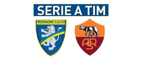 Frosinone-Roma in diretta su BlastingNews