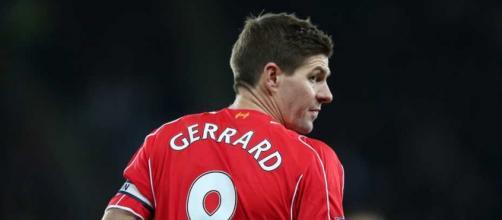 Steven Gerrard - Liverpool legend.