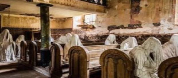 Cea mai înfricoșătoare biserică din lume