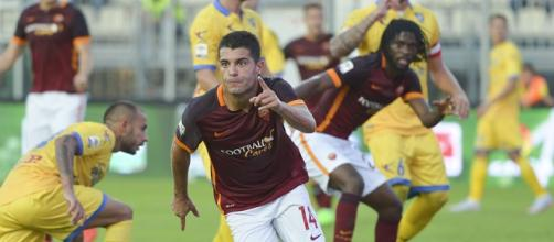 Gol Iago Falque, Roma vince e va in vetta