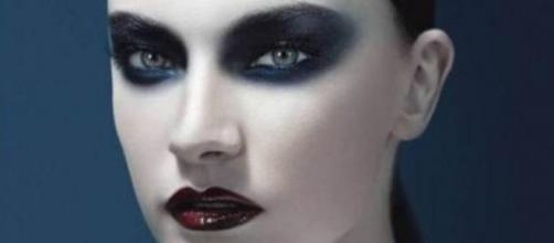 Halloween, truccarsi da strega, vampiro, dark lady