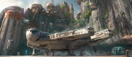 Star Wars Land estará en California y Florida