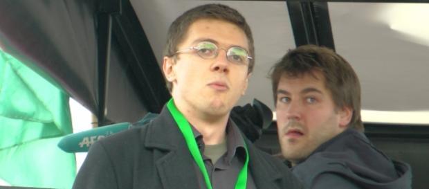 Krzysztof Zaborek, Obóz Narodowo-Radykalny.