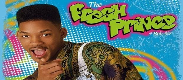 Series de los 90 '' Principe de bel-air''