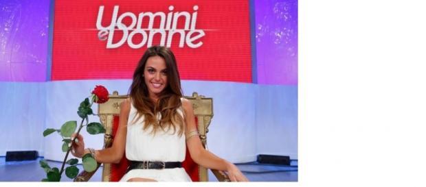Silvia Raffaele, nuova tronista di Uomini e donne.