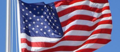 Bandera de Estados Unidos de América
