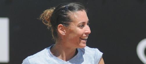 Delight for Flavia Pennetta in all-Italian final