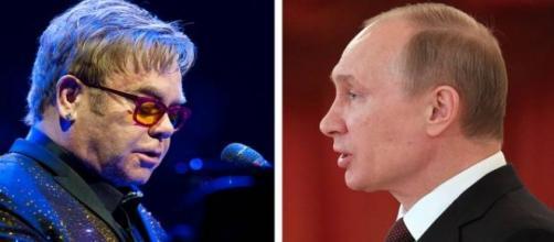 Elton John sfida Putin: parliamo dei gay
