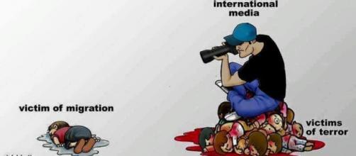 Foto: Jalal Hajir Sitio: Cartoon Movement