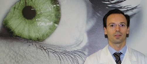 Miguel Araújo, oftalmologista da Fluivisão
