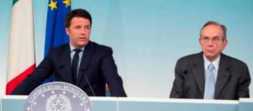 Riforma pensioni, il no di Renzi e Padoan