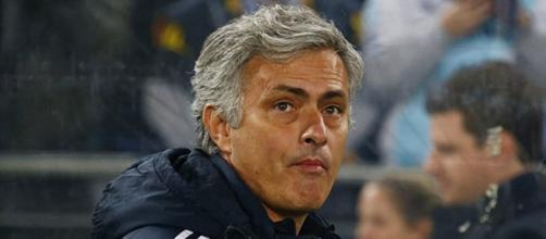 Under pressure manager Jose Mourinho