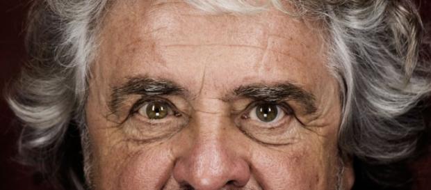 Beppe Grillo, co-fondatore del M5S