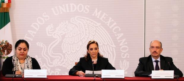 Foto: Secretaría de Relaciones Exteriores