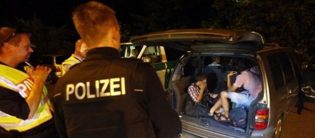 Germania impone nuovamente i contolli alle dogane
