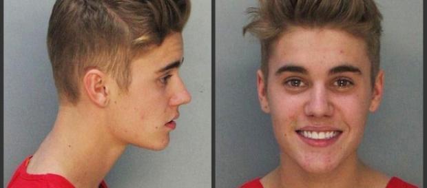Justin Bieber já esteve preso.