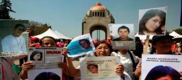 Los casos de desapariciones crece