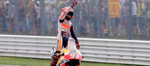 Márquez logró en Misano su cuarta victoria del año