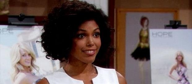 Maya e Rick si ritrovano a Beautiful