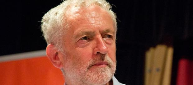 New Labour Party leader Jeremy Corbyn