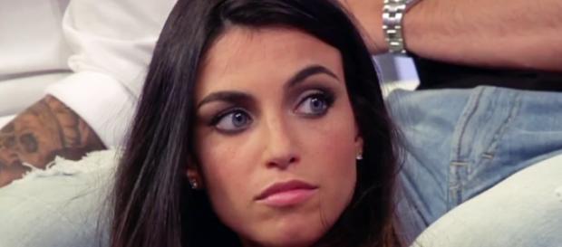 Nicole Mazzocato, ha ricevuto un diamante da Fabio