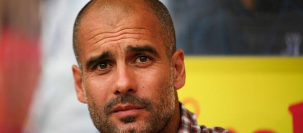 Pep Guardiola, Trainer beim FC Bayern München