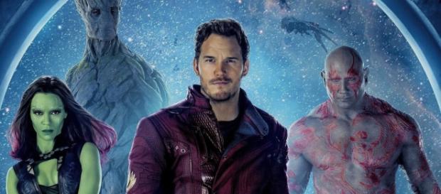 Preproducción de 'Guardians of the Galaxy Vol 2'