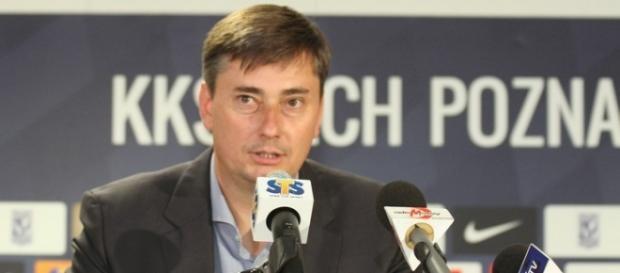 Trener Lecha jest ostatnio mocno krytykowany.