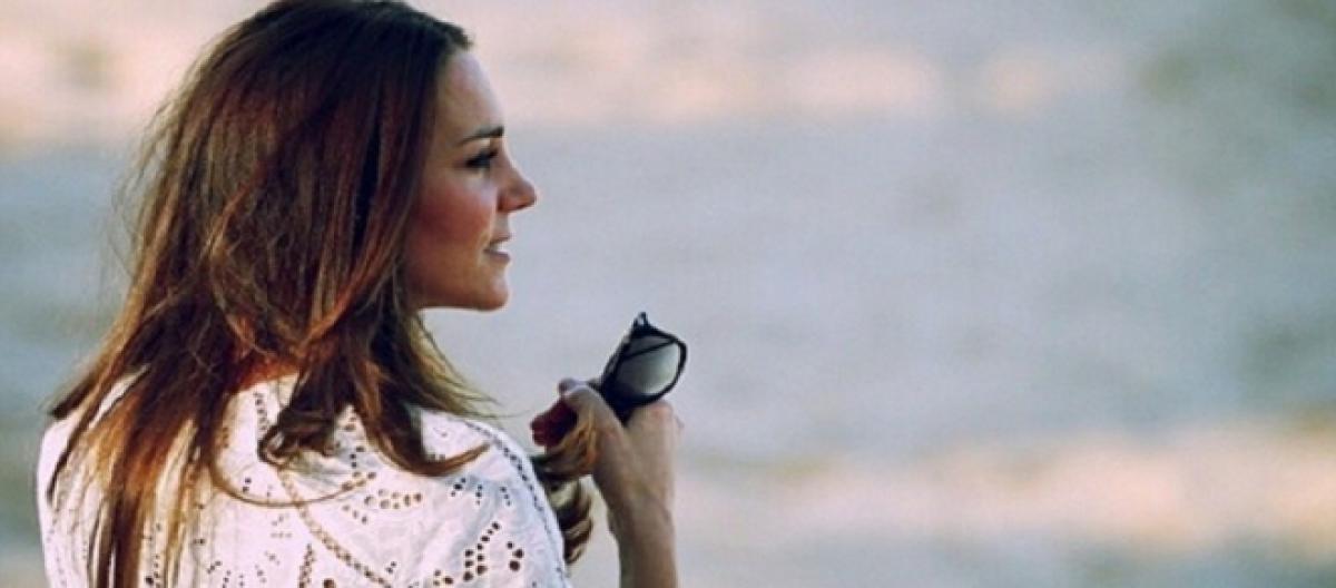 Kate Middleton Versteckt Sie Mit Ihrem Pony Depressionen Und Stress