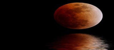Eclipse Total de Superluna de Sangre