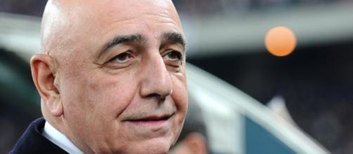 Adriano Galliani, dirigente del Milan
