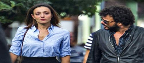 Ambra e Francesco in crisi - foto Chi