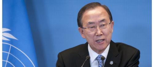 Ban Ki-moon, Secretario General Naciones Unidas