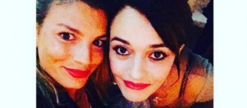 Emma Marrone e Carmen Consoli.