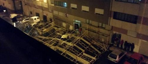 """Fotografia cedida por """"MnE"""" de Braga."""