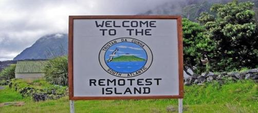 L'isola abitata più remota del mondo