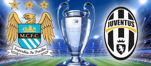 LIVE: Manchester City-Juventus diretta Champions