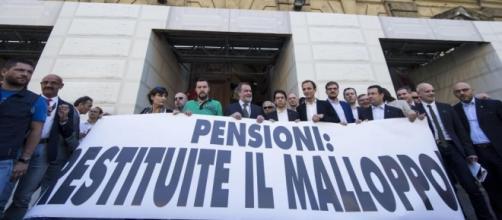 Opzione donna ed esodati, novità Salvini e Fedriga