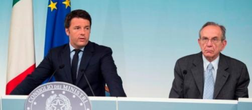 Renzi e Padoan sulla riforma pensioni, le novità
