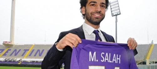 Salah è arrivato dalla Fiorentina