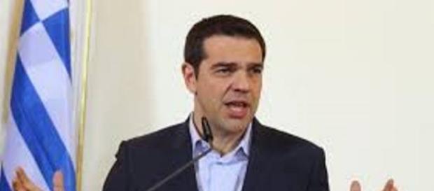 Aleksis Tsipras, premier Grecji abcnews.go.com